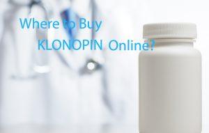 Where To buy klonopin Online